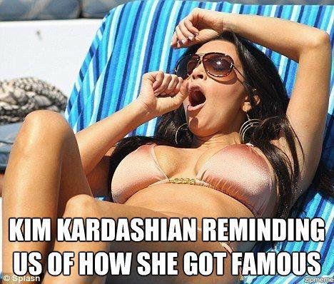 The Best Kim Kardashian Joke